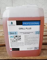 Grill Plus - средство для удаления пригоревшего жира. 5 литров.РК