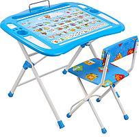 НИКА Набор мебели Азбука (стол+мягкий стул) h580