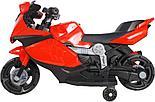 Электромотоцикл спортивный BAW 600, красный, фото 6