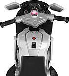 Электромотоцикл спортивный BAW 600, белый, фото 6