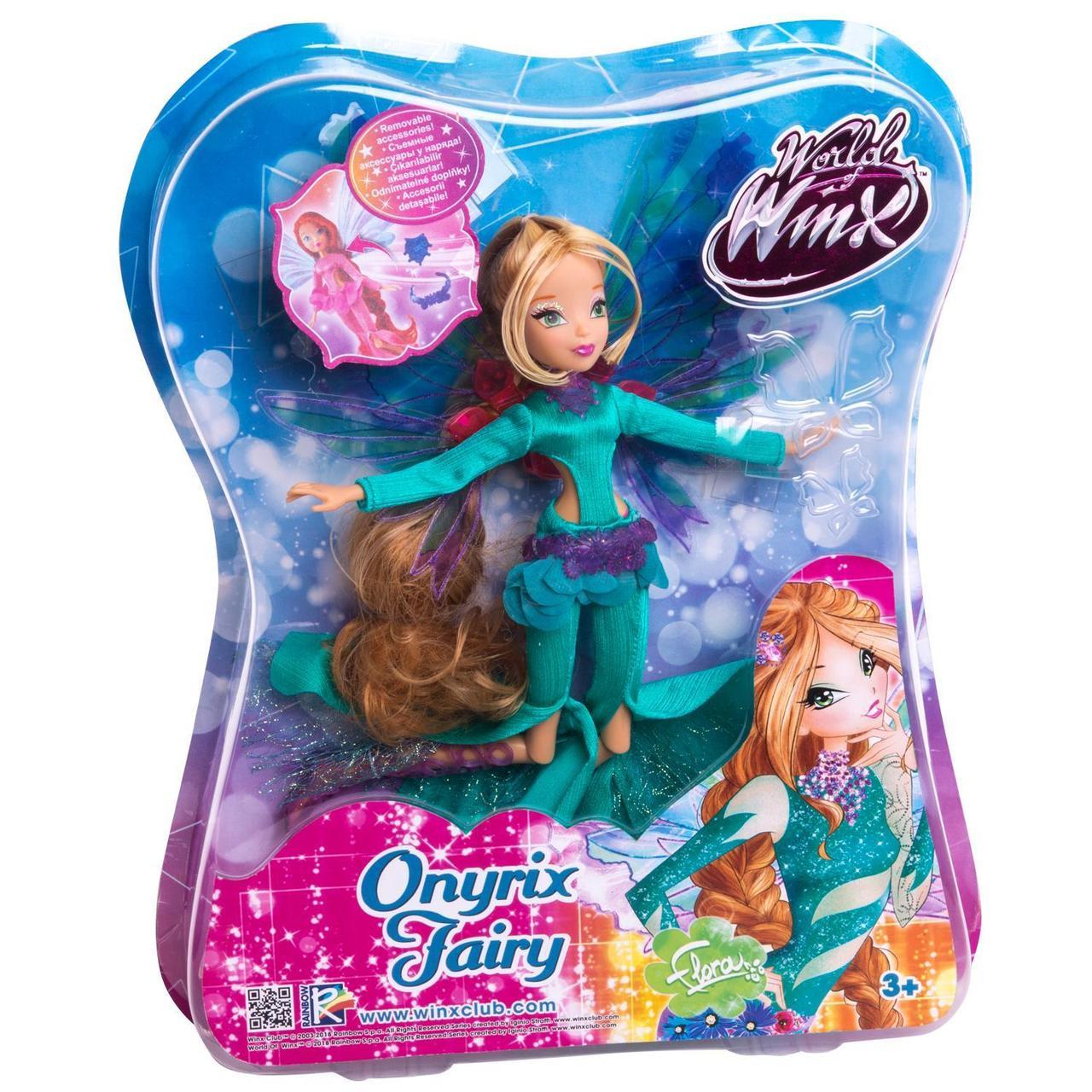 """Кукла Winx Club """"Онирикс"""", Флора IW01611802"""