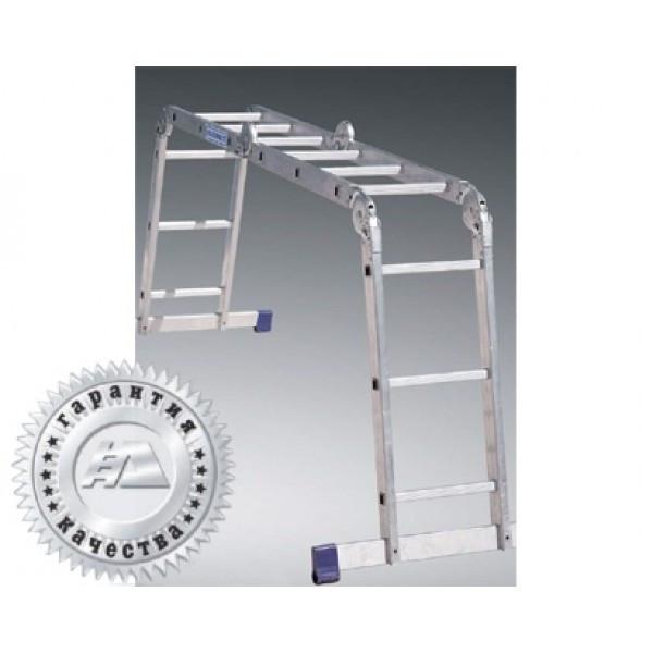 Лестница-трансформер шарнирная многоцелевая (СерияTL) TL-4033