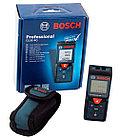 Профессиональный лазерный дальномер (40 м) Bosch GLM 40 Professional. Внесен в реестр СИ РК., фото 2