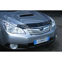 Мухобойка (дефлектор капота) Subaru Outback 2010-2014 (Euro type)