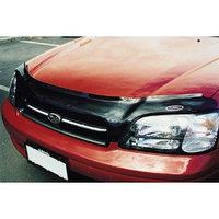 Защита фар Subaru Outback 2000-2003 с чёрным рисунком