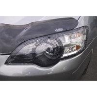 Защита фар Subaru Outback 2004-2006 карбон