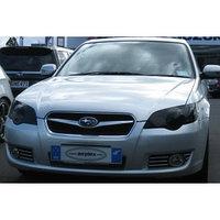 Защита фар Subaru Outback 2007-2008 тёмная