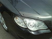 Защита фар EGR Subaru Outback 2006-2009 карбон