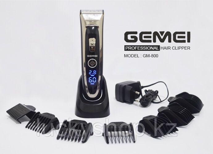 Машинка для стрижки GM - 800 от Gemei