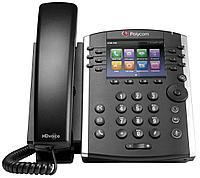 SIP телефон Polycom VVX 401 (2200-48400-114), фото 1