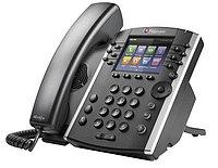 SIP телефон Polycom VVX 411 (2200-48450-114), фото 1