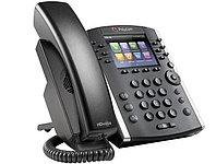 SIP телефон Polycom VVX 411 Skype for Business/Lync edition (2200-48450-019)
