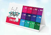 Календарь домик настольный, фото 1