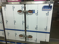 Пароконвектомат (паровой шкаф) 24, 10, 8, 6, 4 листовый, фото 1