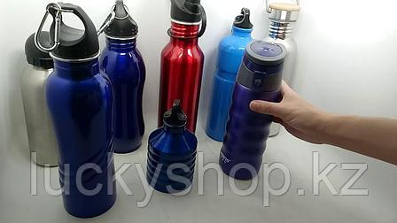 Спортивные бутылки Шейкеры Гидраторы Алматы, фото 2