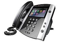 SIP телефон Polycom VVX 601 (2200-48600-025), фото 1
