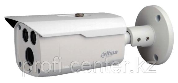 HAC-HFW1220DP Видеокамера циллиндрическая уличная  ИК подсв 2Мр до 80 м