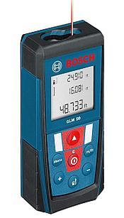 Профессиональный лазерный дальномер (50 м) Bosch GLM 50 Professional. Внесен в реестр СИ РК.