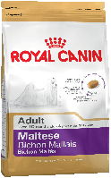 Сухой корм для собак породы мальтийская болонка Royal Canin Maltese Adult