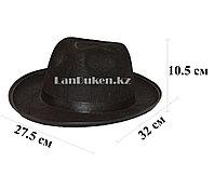 Шляпа трилби на вечеринку (большая)
