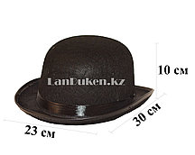 Фетровая шляпа котелок на вечеринку