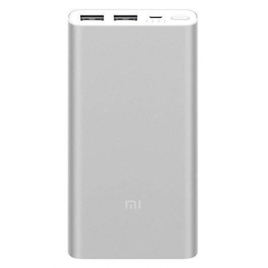 Батарея Power Bank Mi Xiaomi 10000mAh 2S 2018 (2 - USB) Серый