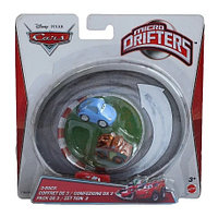 Cars Mattel Micro Drifters 3 Pack Тачки Набор трех машинок Микро Дрифтеры Y1126, фото 1