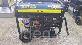 Бензиновый сварочный генератор Mateus 5 GFW