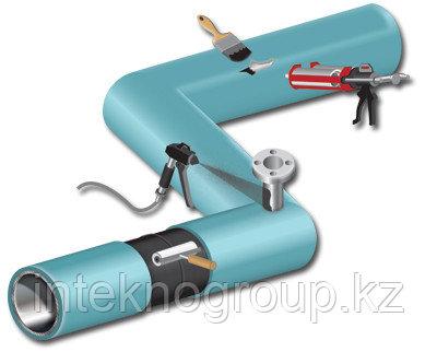 Canusa HBE-HT - Толстослойное эпоксидное покрытие для трубопроводов с высокой температурой эксплуатации