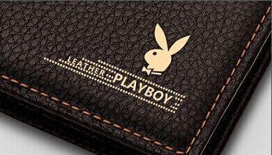 Стильное портмоне Playboy - классный подарок