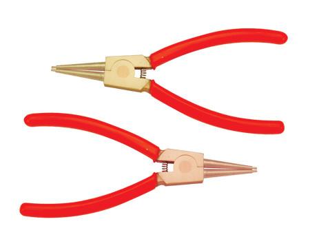 Съемник для наружных стопорных колец искробезопасный 200 мм