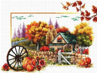 """Набор для вышивания крестом """"Осень"""""""