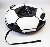 Санки надувные для тюбинга «Ватрушка Быстрик» под автомобильную камеру (90 см / Мяч)