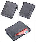 Кожаное портмоне с защитой RFID - Успейте сделать заказ!, фото 6