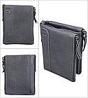 Кожаное портмоне с защитой RFID - Успейте сделать заказ!, фото 8