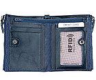 Портмоне с защитой RFID от воровства с карточек. Натуральная кожа., фото 5