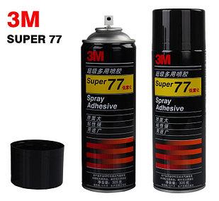Клей 3М Super 77 в аэрозольной упаковке (305гр)