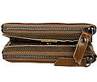 Кожаное портмоне RFID protected - отличный подарок, фото 2