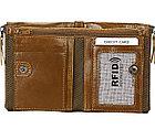 Кожаное портмоне RFID protected - отличный подарок, фото 3