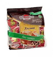Халва арахисовая  в шоколадной глазури  на фруктозе фасовка 180 гр