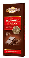 «Голицин» Шоколад горький с фруктозой 60гр.