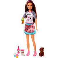 Mattel Barbie FHP62 Барби Сестры и щенки