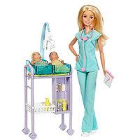 """Mattel Barbie DVG10 Барби Игровые наборы из серии """"Профессии"""", фото 1"""