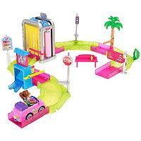 """Mattel Barbie FHV91 Барби В движении Игровой набор """"Мойка машины"""", фото 1"""