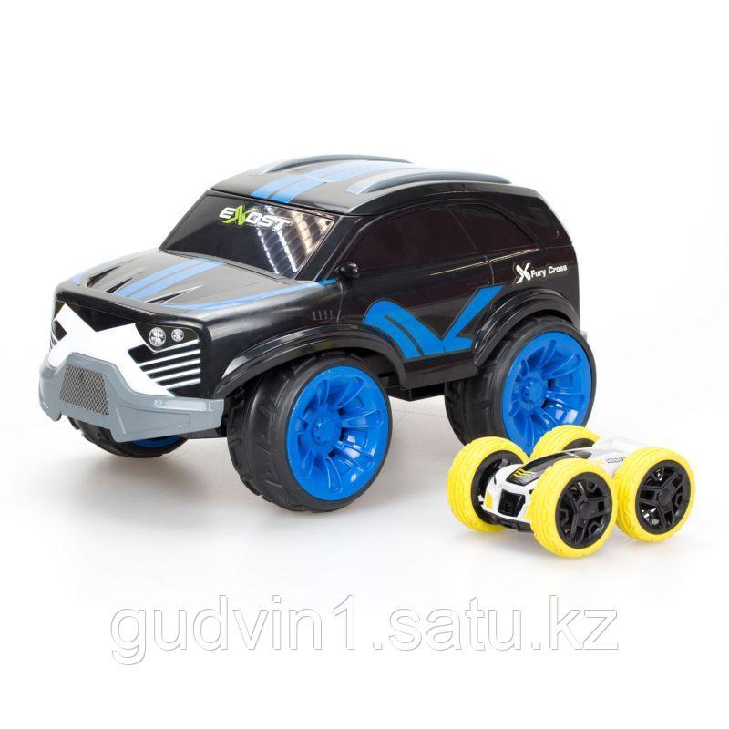 Машина 2 в 1 Фьюри Кросс 20210
