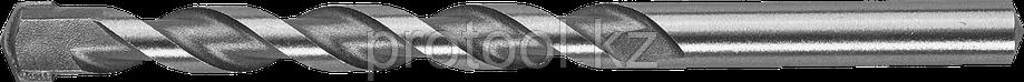Сверло ЗУБР по бетону, цилиндрический хвостовик, 8x300мм, фото 2