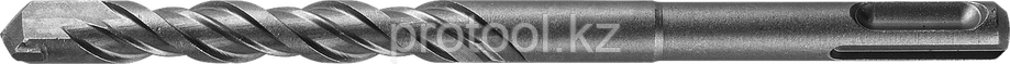 """Бур по бетону SDS-Plus ЗУБР """"МАСТЕР"""", 2 резца, спираль 4С, 6х160мм, фото 2"""