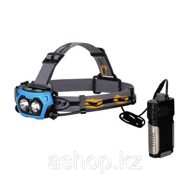 Фонарь электрический налобный Fenix HP40, Дальность луча: 110 м, Яркость: Белый: 450 (турбо), 180 (ярко), 65 (