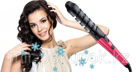Распродажа! Спиральные щипцы для завивки волос (спиральная плойка), Алматы