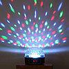 """Музыкальный светодиодный вращающийся диско-шар со встроенным MP3 плеером""""Crystal magic"""", Алматы, фото 2"""